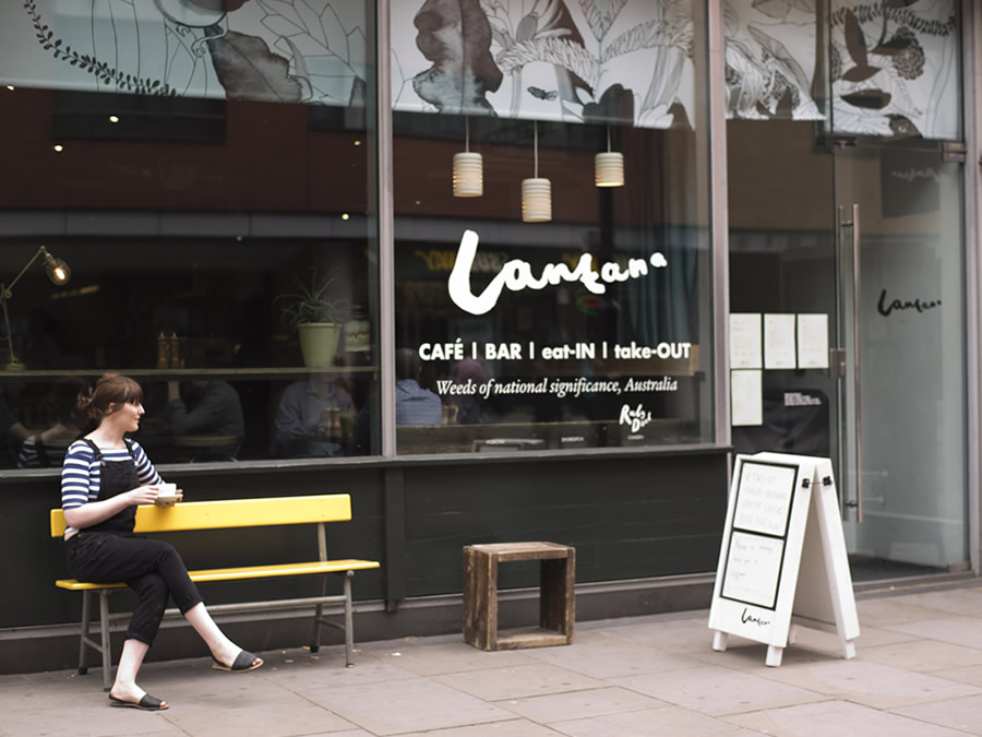 Lantana Cafe Shoreditch