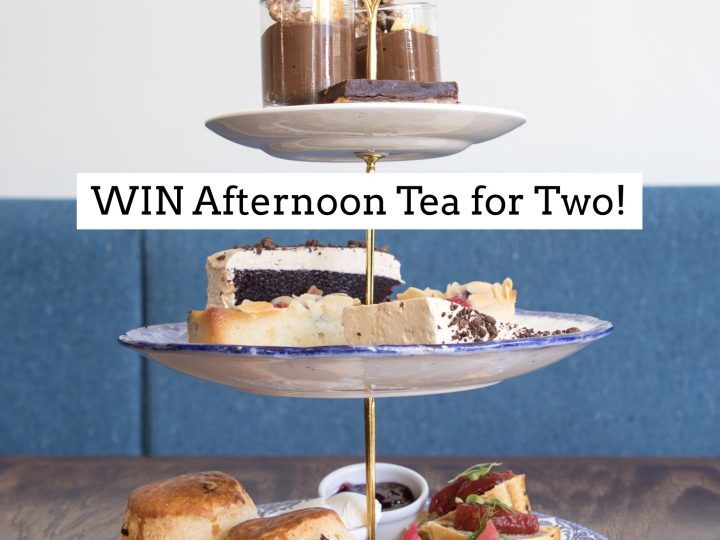 Afternoon Tea Competition time!